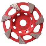 TRIANGLE Diamond Cup Grinding Wheel