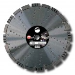 Diamond Saw Blades for cutting reinforced concrete, asphalt, granite, metal/steel