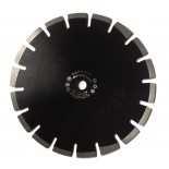 Asphalt Laser Welded Diamond Saw Blades