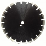 Asphalt, abrasive materials Laser Welded Diamond Saw Blades