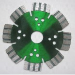 Laser Welded TURBO Concrete Diamond Blades